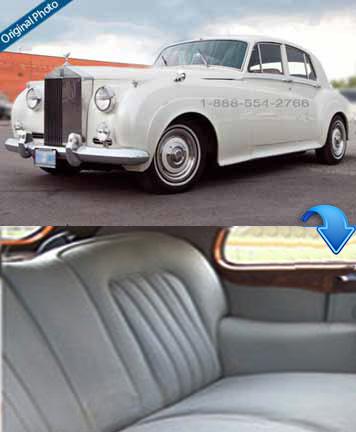 Bentley (NO AC) - 4 Passengers