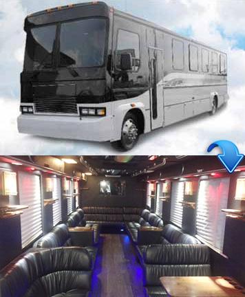 Party Bus - 30 Passengers