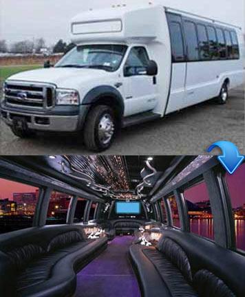 Party Bus - 26 Passengers