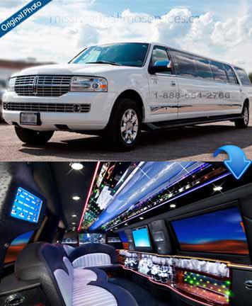 Lincoln Navigator - 14 Passengers